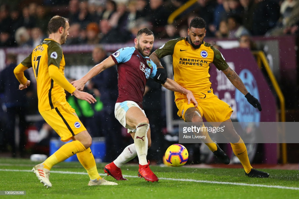 Brighton vs Burnley Preview: Both sides looking to pull away from the relegation places