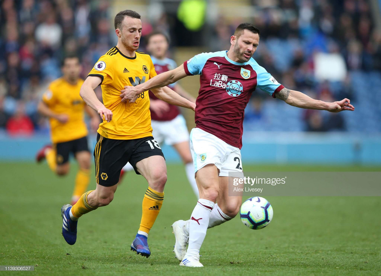 Burnley vs Wolves: The last five meetings