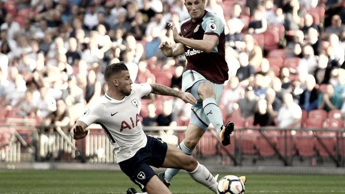 Premier League - Beffa Tottenham, Wood regala il pari al Burnley al 92' (1-1)