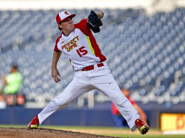 Tigers Take Two In Round One Of 2015 MLB Draft