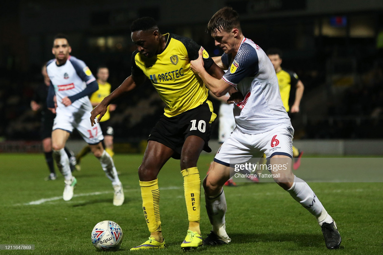 Bolton Wanderers vs Burton Albion Preview: How to watch, kick-off time, team news, predicted lineups and ones to watch