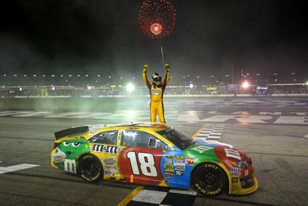 NASCAR - Atlanta : Direction Chase pour Kyle Busch