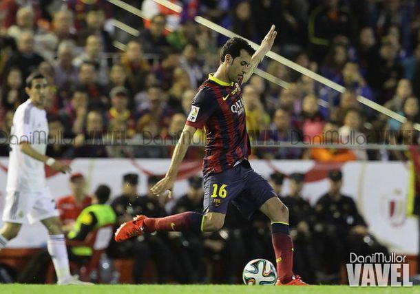 FC Barcelona 2013/14: Sergio Busquets