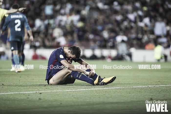 El Madrid barre al Barcelona en el primer clásico