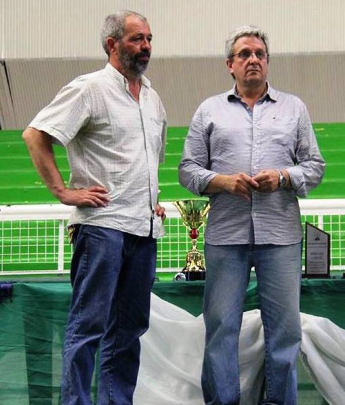 """Entrevista. Jorge Bustamante: """"El proyecto del gimnasio es de toda la vida del Handball en Ferro"""""""