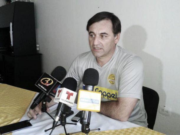 """Carlos Bustos: """"Contento de empezar esta nueva etapa"""""""