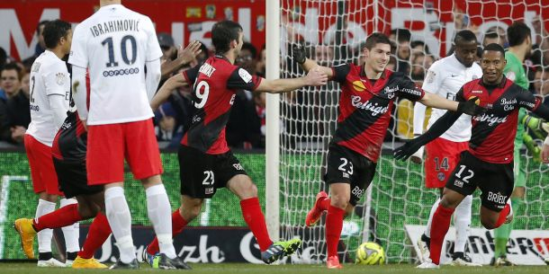 L'En Avant Guingamp s'offre le Paris Saint-Germain