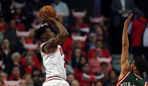 NBA Playoffs: Butler ne segna trentuno e i Bulls si aggiudicano Gara 2
