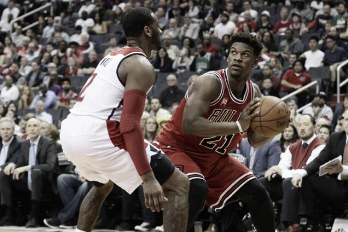 NBA: super Butler trascina Chicago, Utah acuisce la crisi di Miami