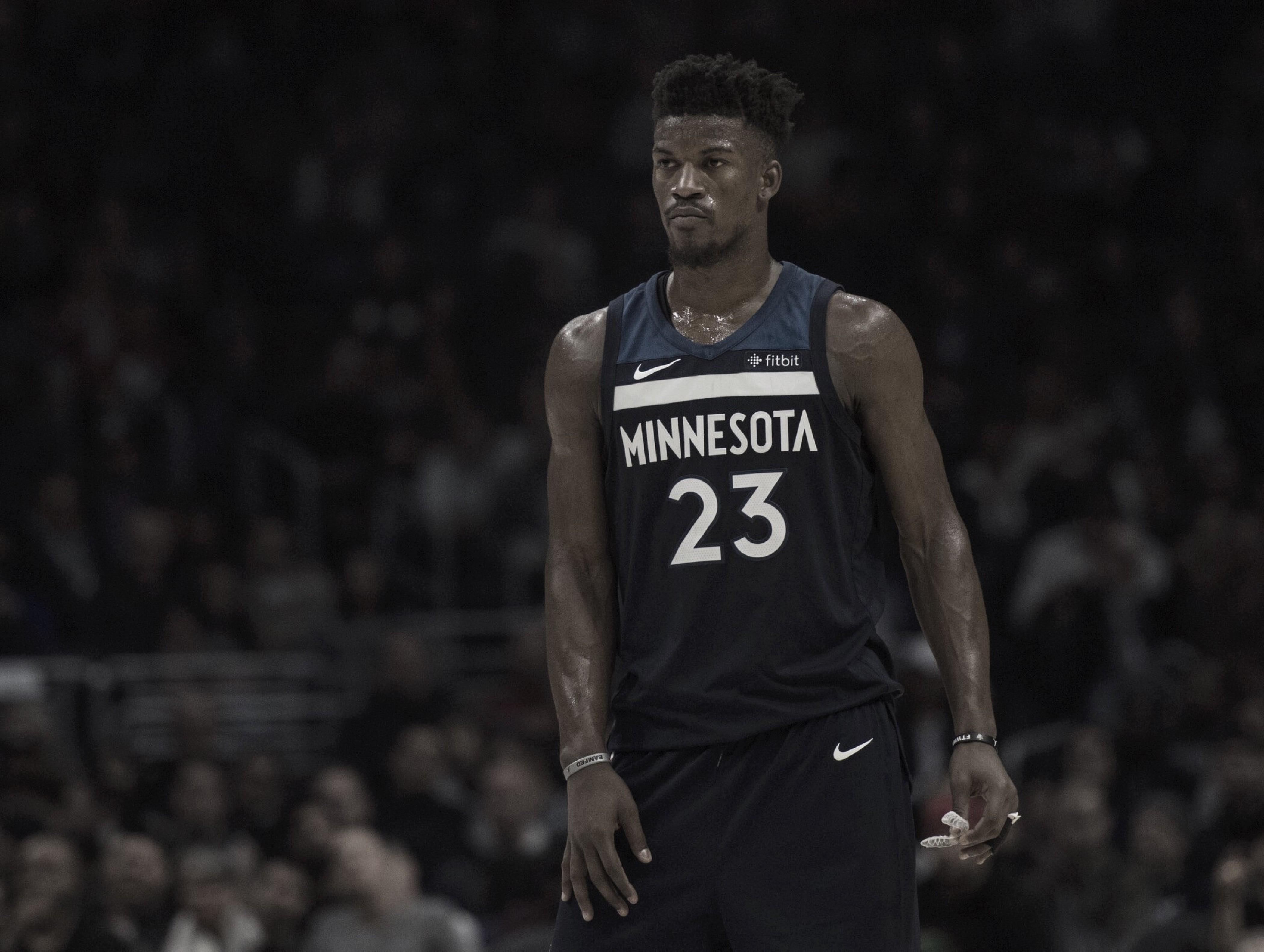 Butler no desea continuar con los Timberwolves