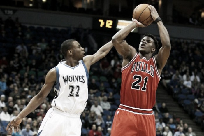 Minnesota Timberwolves travel to face in-form Chicago Bulls