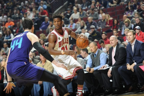 Chicago Bulls Ride Jimmy Butler's Second Half Surge To Beat Charlotte Hornets