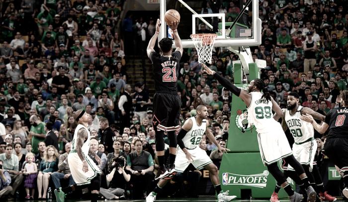 NBA Playoffs – Incredibile al TD Garden, i Chicago Bulls conquistano Gara 1 contro i Boston Celtics