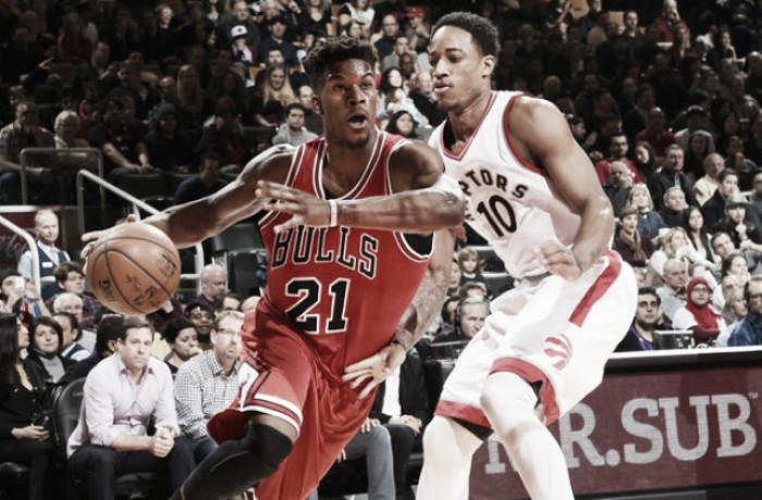 Butler fa il Jordan e Chicago espugna Toronto (113-115)
