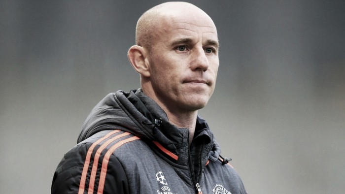 Nicky Butt named the head of Manchester United's academy