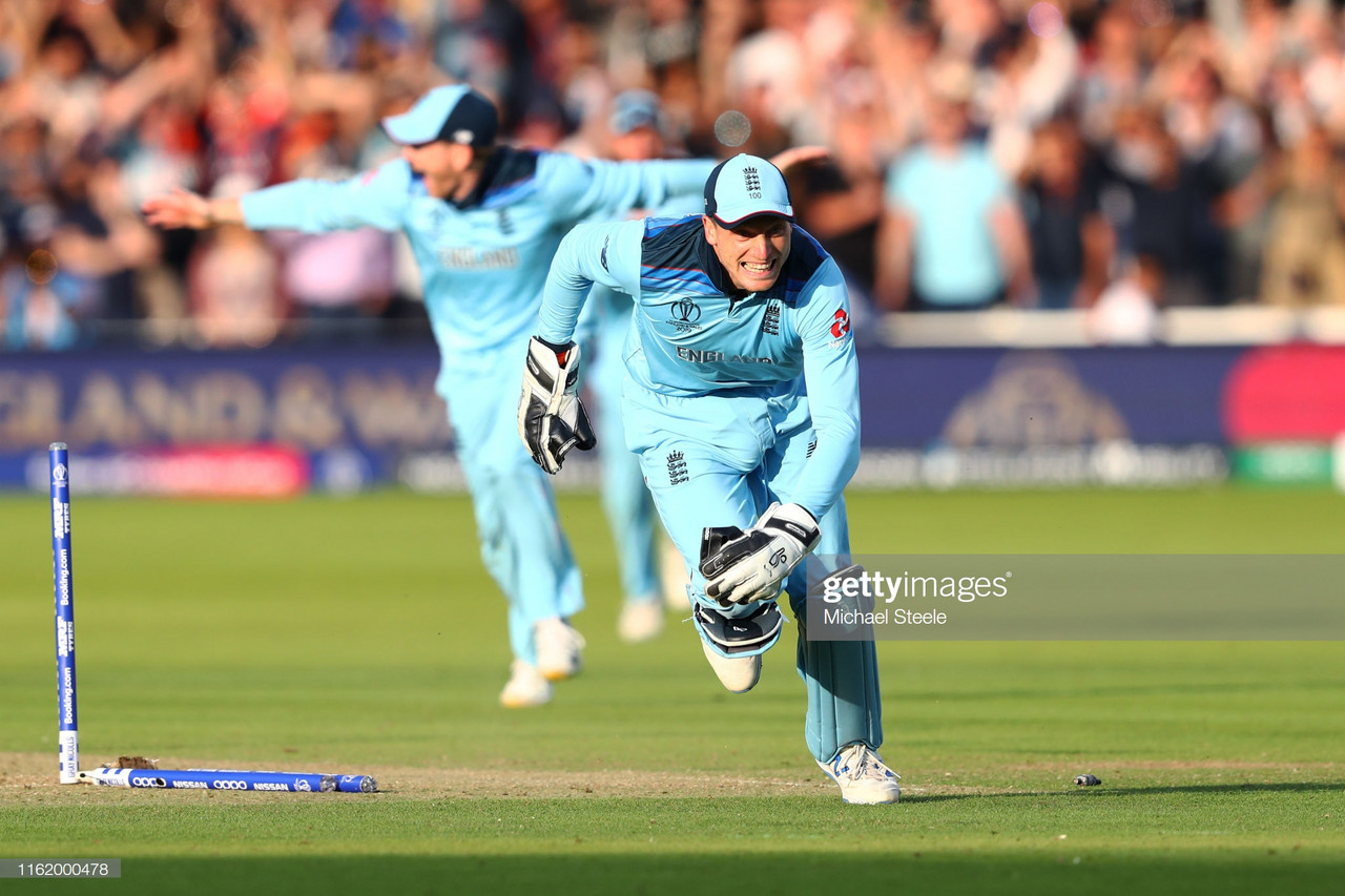 2019 Cricket World Cup Final: England victorious after astonishing Super Over