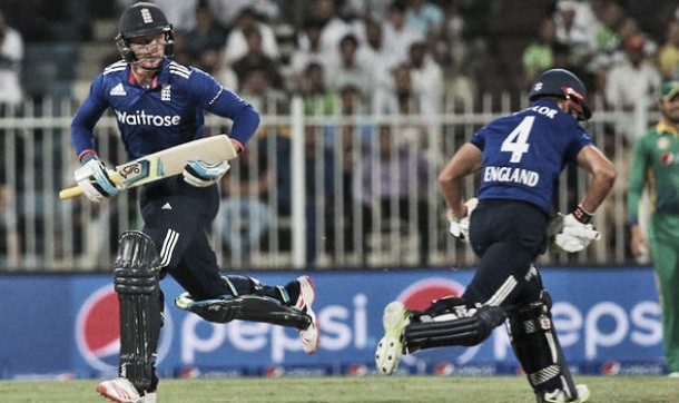 Pakistan - England 3rd ODI: Taylor and Buttler help England to series lead