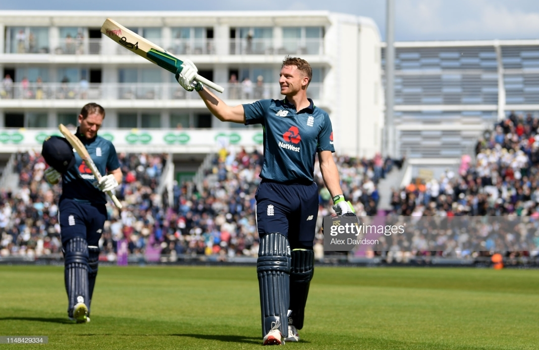 England vs Pakistan - First ODI: Buttler blasts England to 1-0 lead