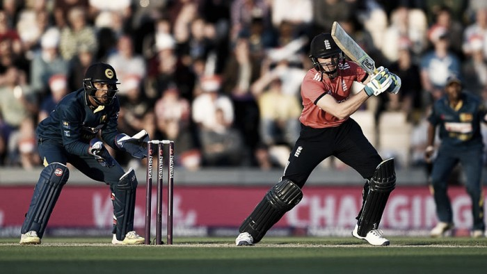 England vs Sri Lanka T20: Buttler and Dawson see hosts to victory by eight wickets