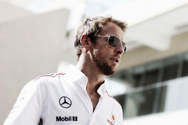 """Jenson Button: """"Espero que el resultado de esta carrera no sea la llave de mi futuro"""""""