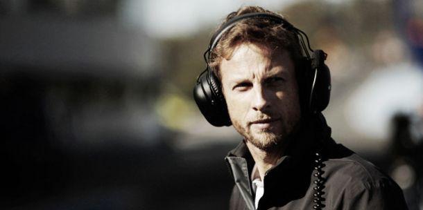 """Jenson Button: """"Nuestros pensamientos están con Bianchi"""""""