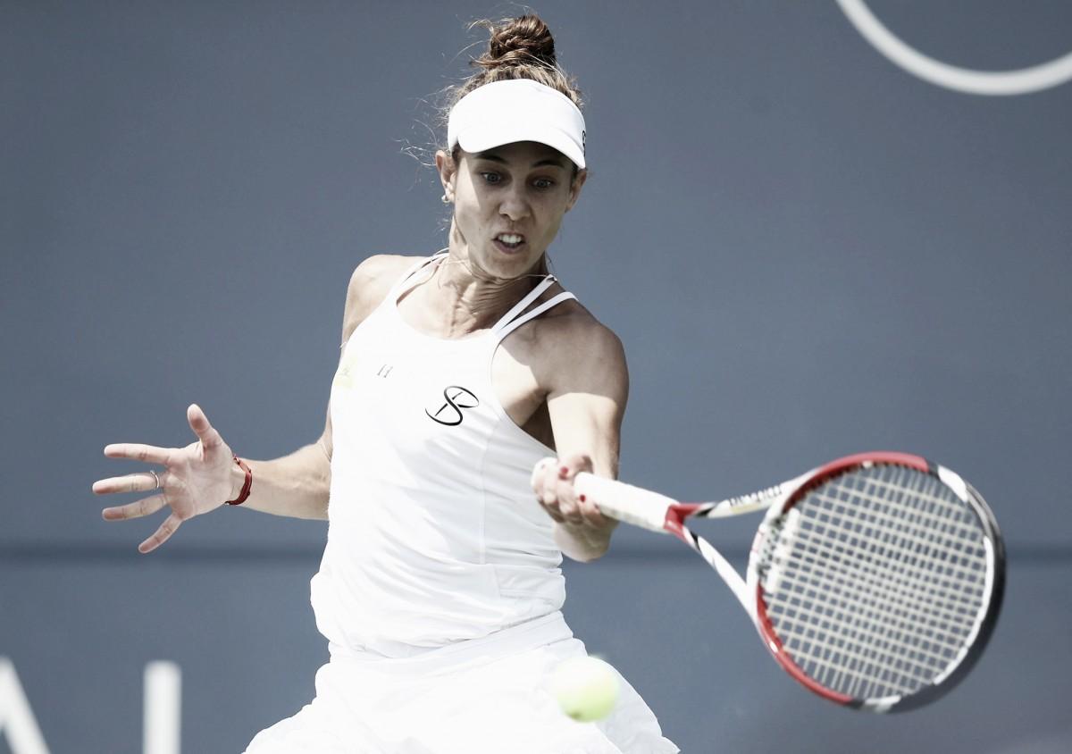 Buzarnescu vira contra Mertens no WTA de San José e vai em busca do primeiro título da carreira
