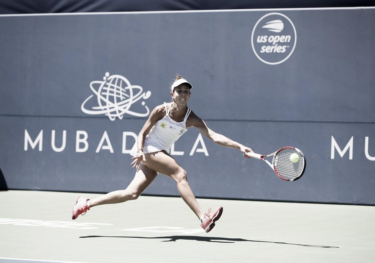 Buzarnescu atropela Sakkari em San José e conquista primeiro título de WTA