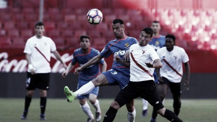 Valioso punto del Nàstic en Sevilla para seguir con su buena dinámica