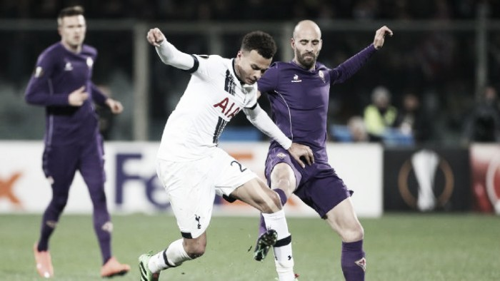Tottenham Hotspur - Fiorentina Preview: Spurs hoping to avoid second cup exit in a week