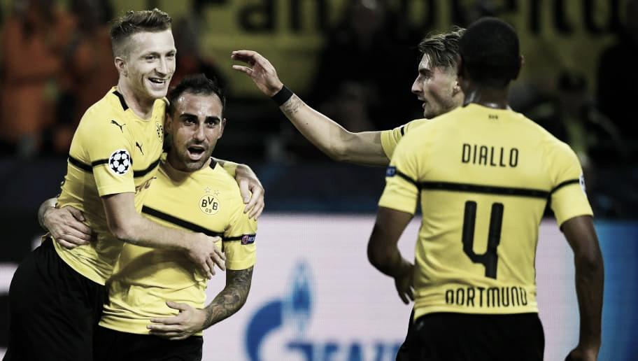 Resultado AS Monaco vs Borussia Dortmund EN VIVO y en Directo Online en Champions League 2018-2019 (0-2)