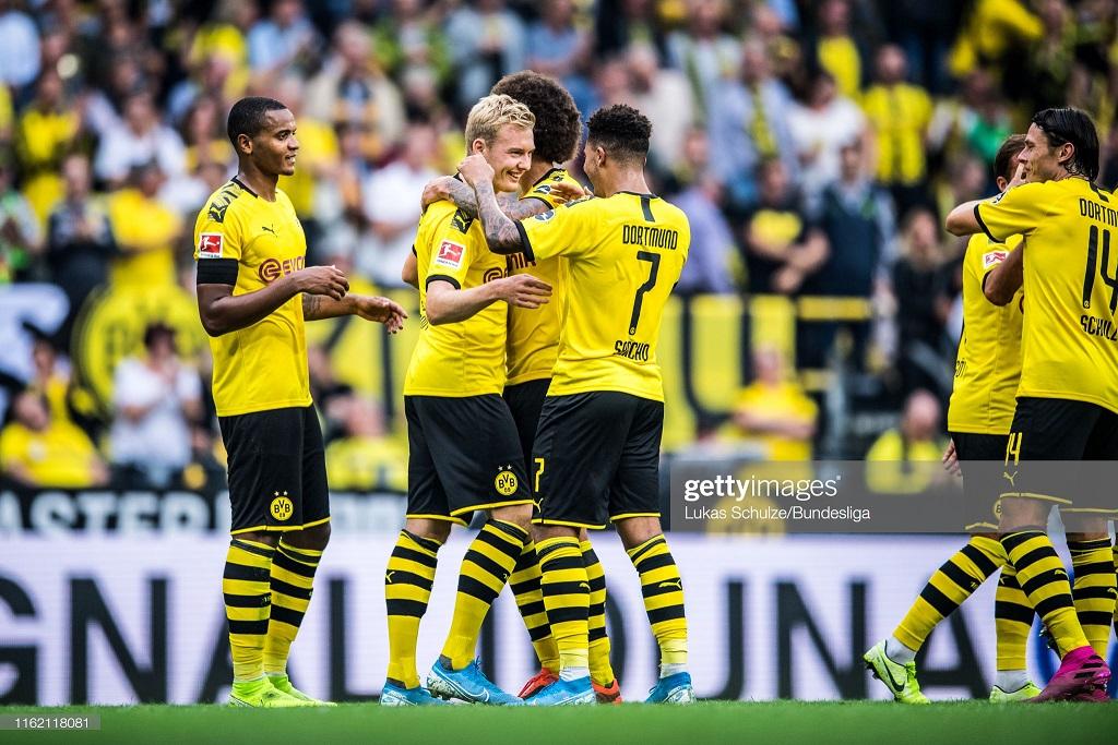 Bundesliga Roundup: Dortmund win as Bayern draw