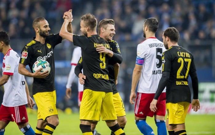 Bundesliga / J5: Dortmund ne laisse rien passer, Cologne au fond du gouffre