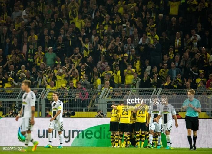 Borussia Dortmund 3-1 SC Freiburg: BVB continue fine form with Freiburg win