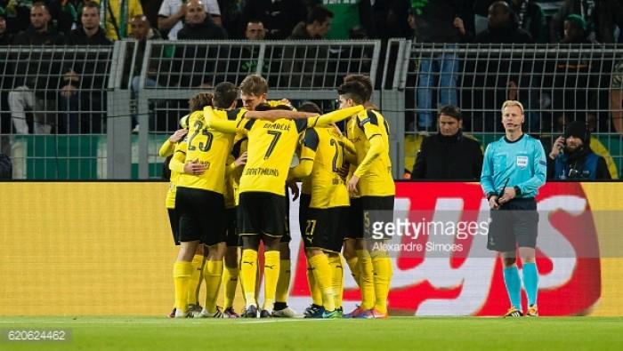 Borussia Dortmund 1-0 Sporting CP: Ramos heads BVB into last 16