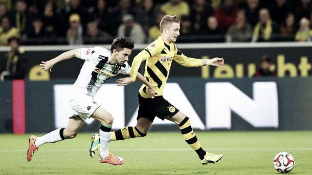 Marco Reus recae de su lesión