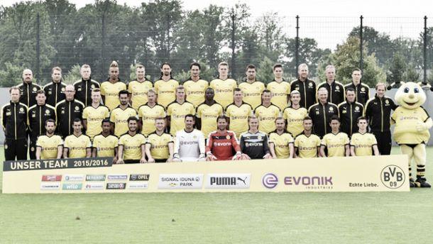 Borussia Dortmund 2015/2016: nuevos retos, viejas ambiciones