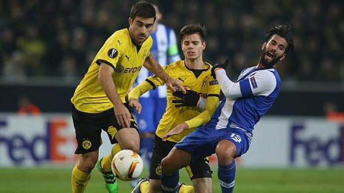 Europa League: il Borussia non delude in casa, battuto il Porto 2-0
