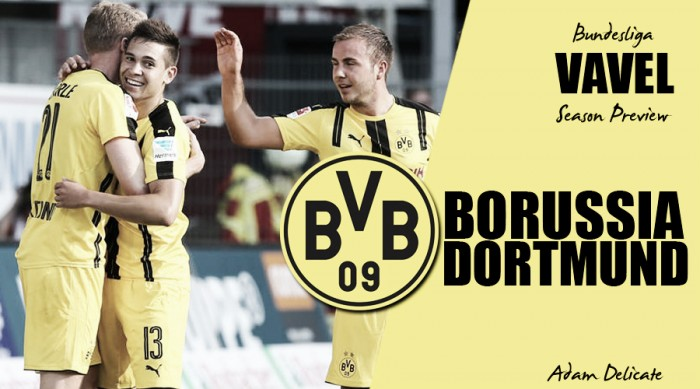 Borussia Dortmund - 2016-17 Bundesliga Season Preview: Tuchel's team to take the next step?