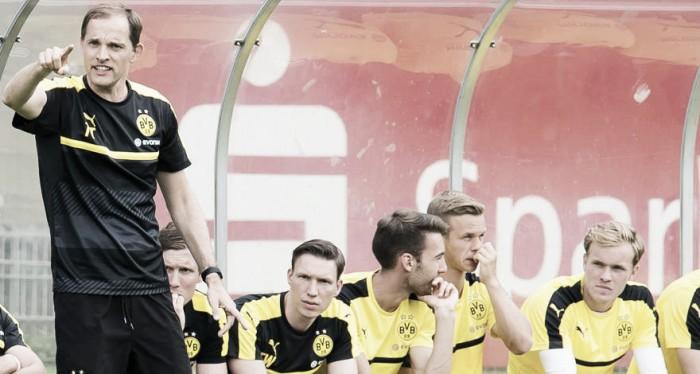 Borussia Dortmund's Tuchel confident despite losing key stars