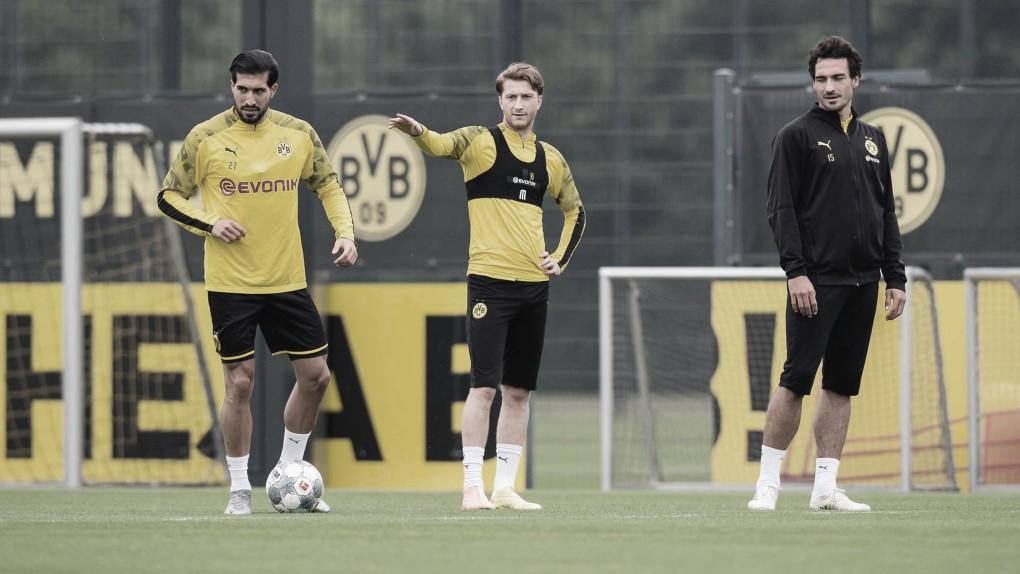 Borussia Dortmund visa garantir vaga na Champions League contra Fortuna Düsseldorf