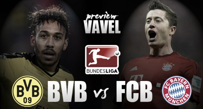 Borussia Dortmund - Bayern Munich Preview: The title race is not finished just yet