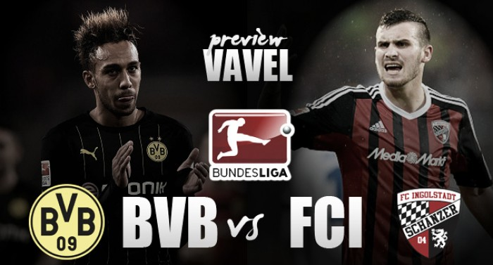Borussia Dortmund vs FC Ingolstadt 04 Preview: BVB look to continue good start to 2016