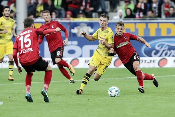 Bundesliga: tudo que você precisa saber sobre Borussia Dortmund x Freiburg, pela 20ª rodada