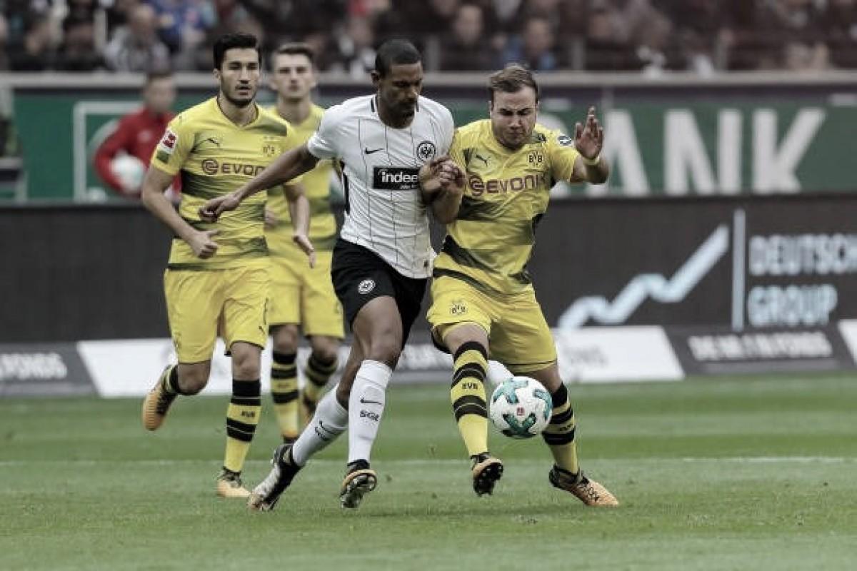Bundesliga: tudo que você precisa saber sobre Borussia Dortmund x Eintracht Frankfurt