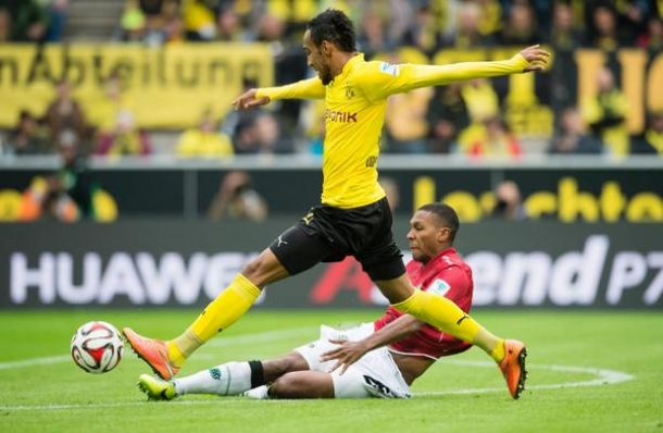 Borussia Dortmund 0 - 1 Hannover 96: Dortmund's poor form continues