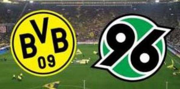 Borussia Dortmund - Hanovre en direct live