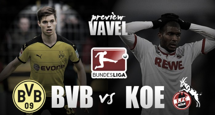 Borussia Dortmund - 1. FC Köln Preview: Die Schwarzgelben keen to end solid season on a high