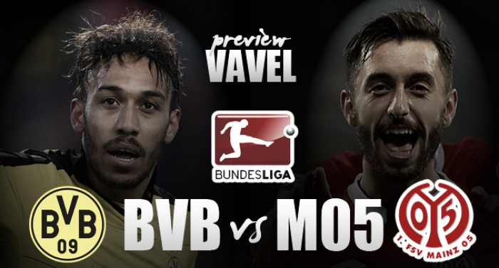Borussia Dortmund - 1. FSV Mainz 05 Preview: Tuchel's men aim to move within two points of top spot