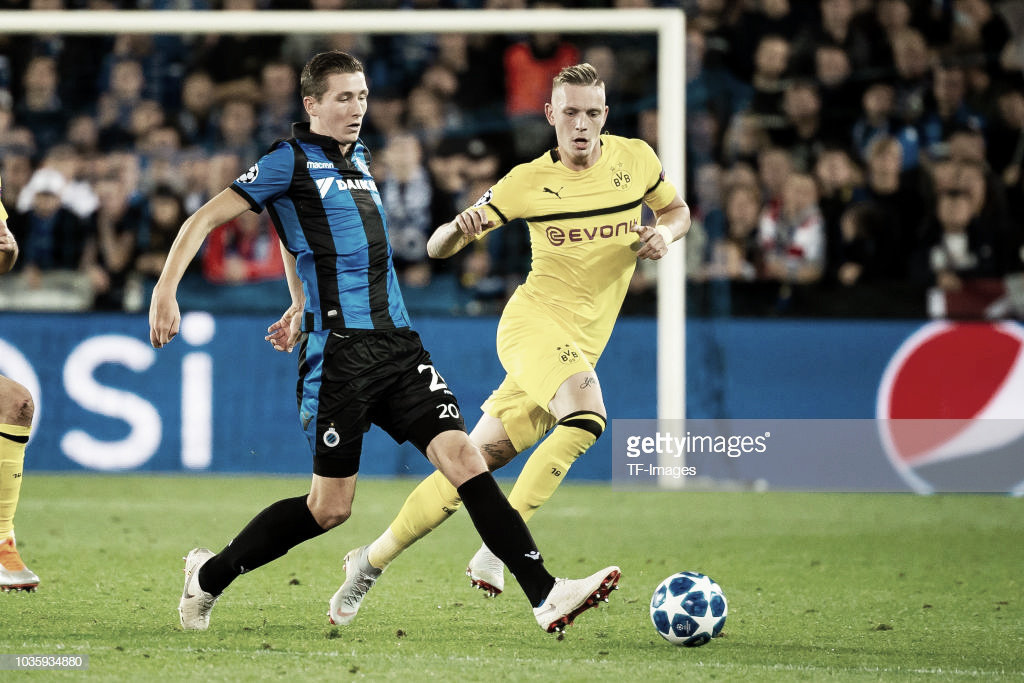 Resumen Borussia Dortmund vs Brujas EN VIVO ahora en Champions League 2018