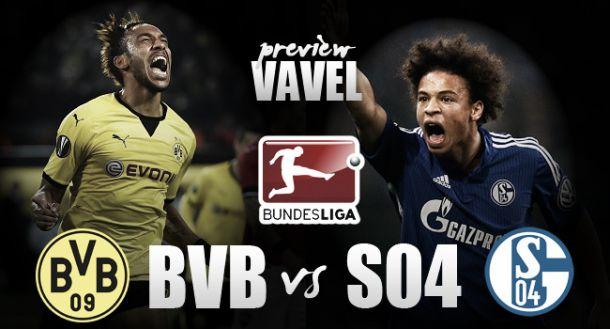 Borussia Dortmund - FC Schalke 04 Preview: Revierderby takes centre stage